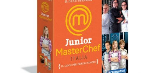 masterchef junior gioco